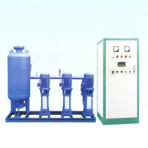 Life frequency constant pressure water supply equipment