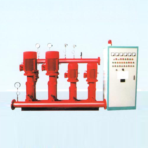 Fire frequency variable constant pressure water supply equipment